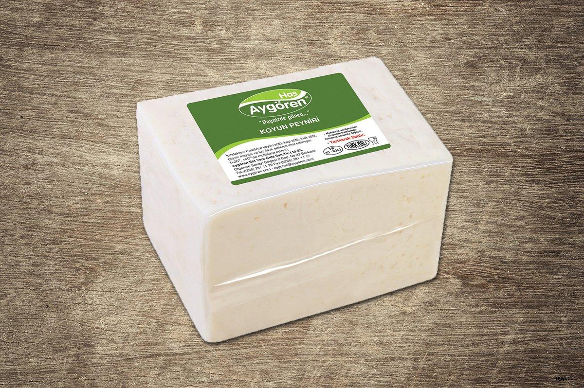 Beyaz Peynir Koyun Kalıp