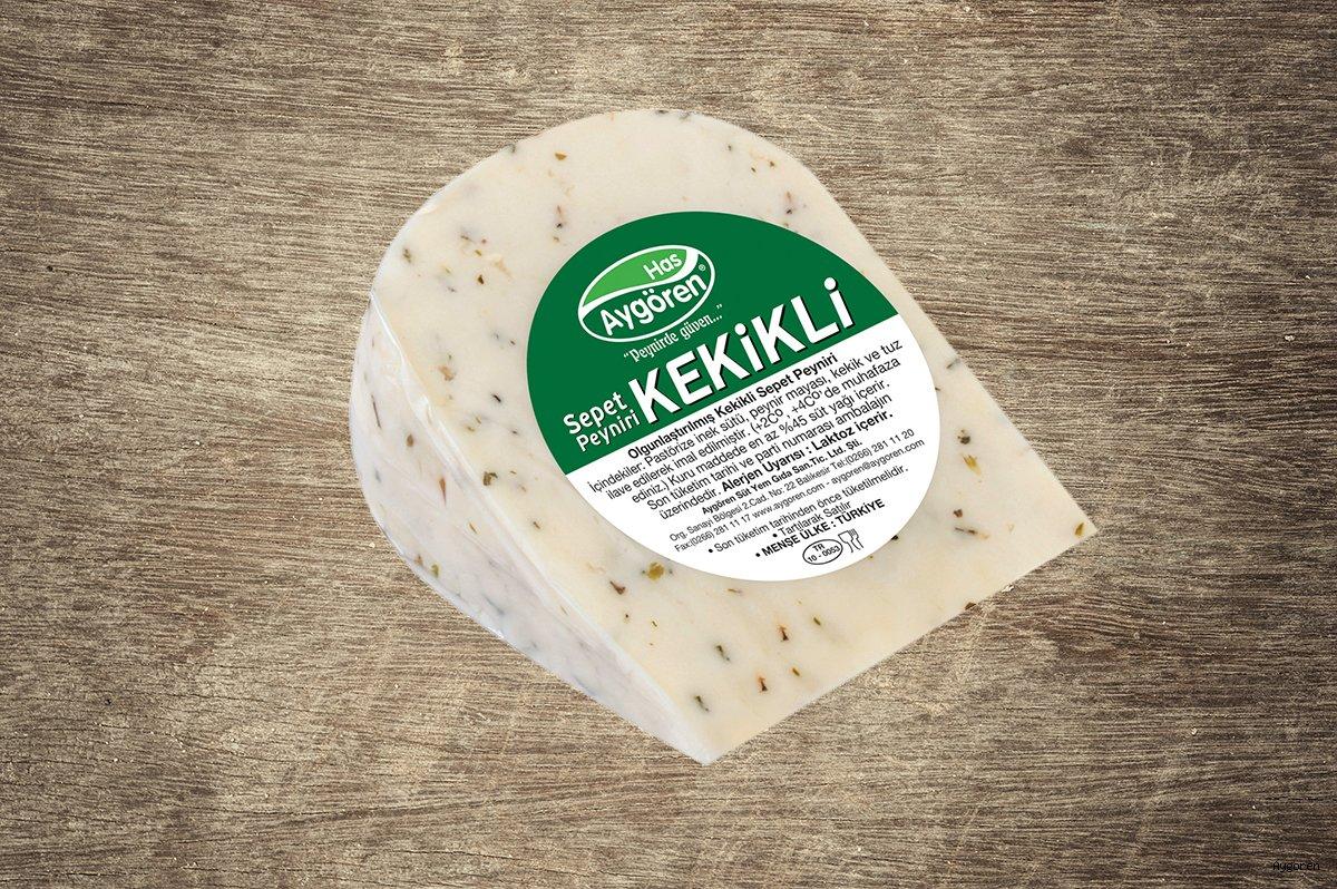 Sepet Peyniri Kekikli