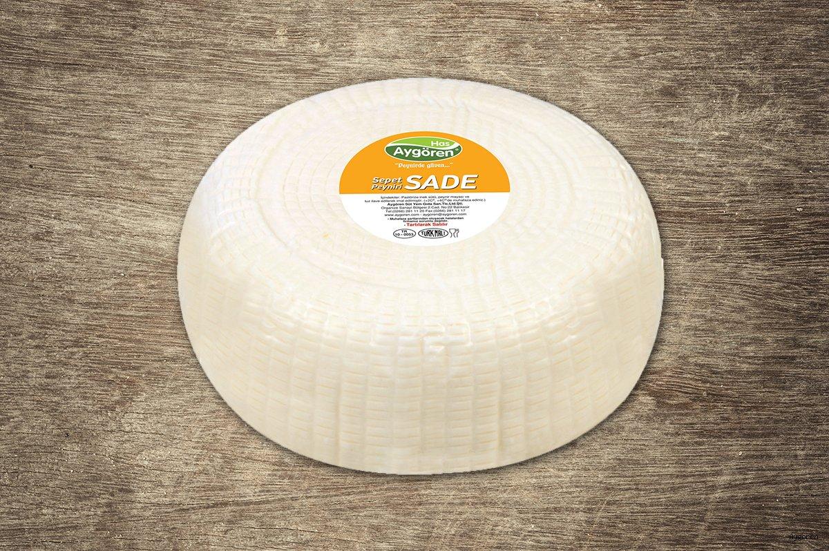 Sepet Peyniri Sade Teker